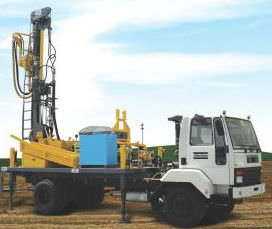 Буровая установка Atlas Copco TH10