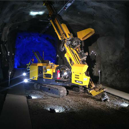 Буровая установка Atlas Copco WellDrill 3060CR
