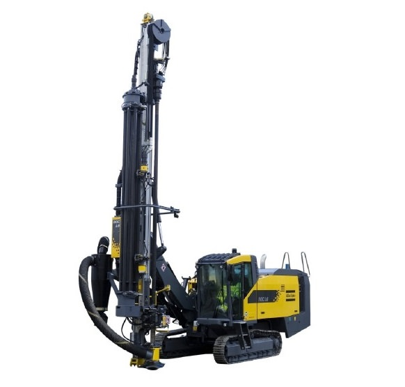 Буровая установка Atlas Copco FlexiROC D50 и FlexiROC D55