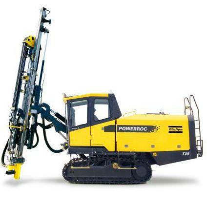 Буровая установка Atlas Copco PowerROC T35