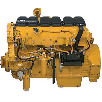 двигатель CAT C 15.